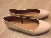 Flats from HnM - Used only ONCE - SIZE 41