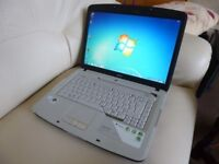 Acer Aspire 5315 Laptop. 15.4'' Widescreen, in Excellent Condition.