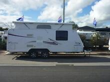 JAYCO STERLING SHOWER TOILET Klemzig Port Adelaide Area Preview