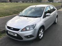 FORD FOCUS 1.6 TDCI ZETEC 2010 Facelift.full Service history.HPI CLEAR,GOOD RUNNER/Condition