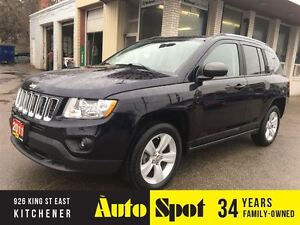 2011 Jeep Compass North Edition/AWD/LOW, LOW KMS!