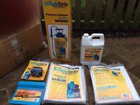 Wallwik - Wallpaper Stripper - Pressure Sprayer & Scouring Kit - Boxed & unused