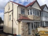 LOVELY 4 BEDROOM SEMI-DETACHED HOUSE,NEWLY REFURBISHED,GARDEN,LOCATED IN REGAL DRIVE,HARROW,HA3 0SG