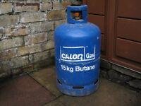 Calor Butane 15kg. Empty. ( BARGAIN )