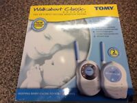 Tomy Walkabout Classic Baby Advance Monitor