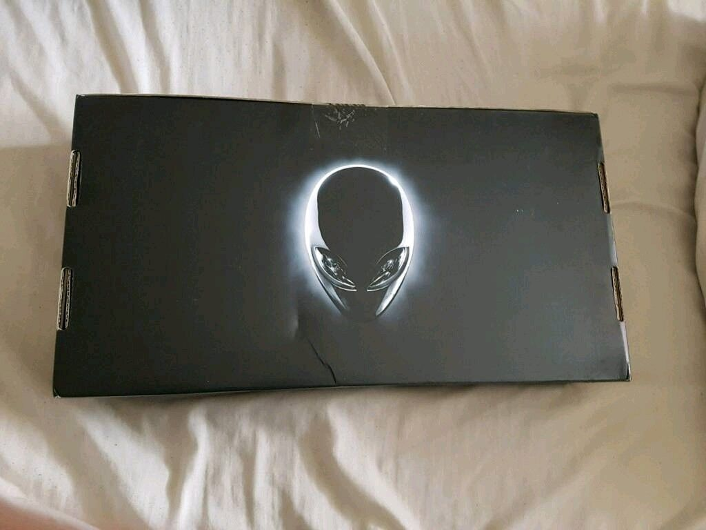 alienware Asm100-4980blk Intel core i5 4590T Brand new boxed