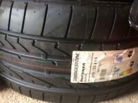 255 35 19 96Y Bridgestone Potenza RE050A tyres x 2 NEW