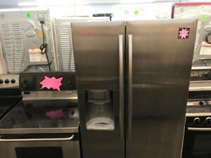 Stainless Steel FRIDGE & STOVE only for $499 each When You Buy Both Come & Get Yours Today