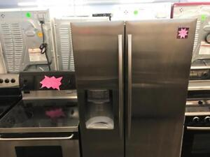 Stainless Steel FRIDGE & STOVE only for $499 each When You Buy Both Come & Get Yours Today!! END OF WINTER SPECIAL SALE!