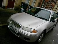 Rover 90k miles only MOTed ready to drive