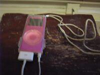 iPod Nano 2nd Generation 4Gb Pink