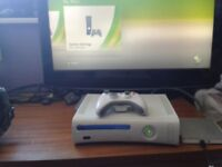 Xbox 360 60gb working with controller