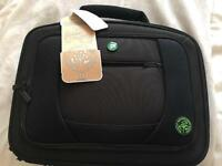 Laptop bag/ carry case brand new black bag