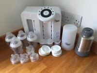 Tommee Tippee Perfect Prep Machine + extras
