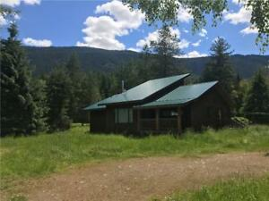 8804 Hatch Road Slocan, British Columbia