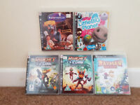 PS3 Games for children