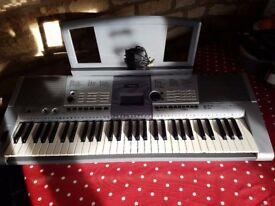 Yamaha Keyboard 61 key excellent condition