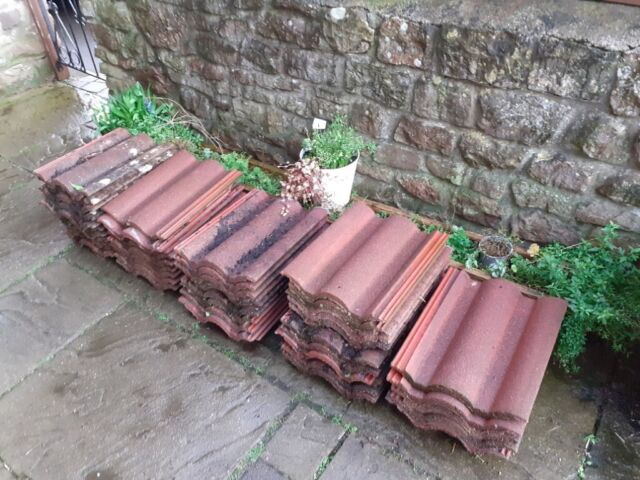 Redland Clay Roof Tiles In Wotton Under Edge Gloucestershire Gumtree