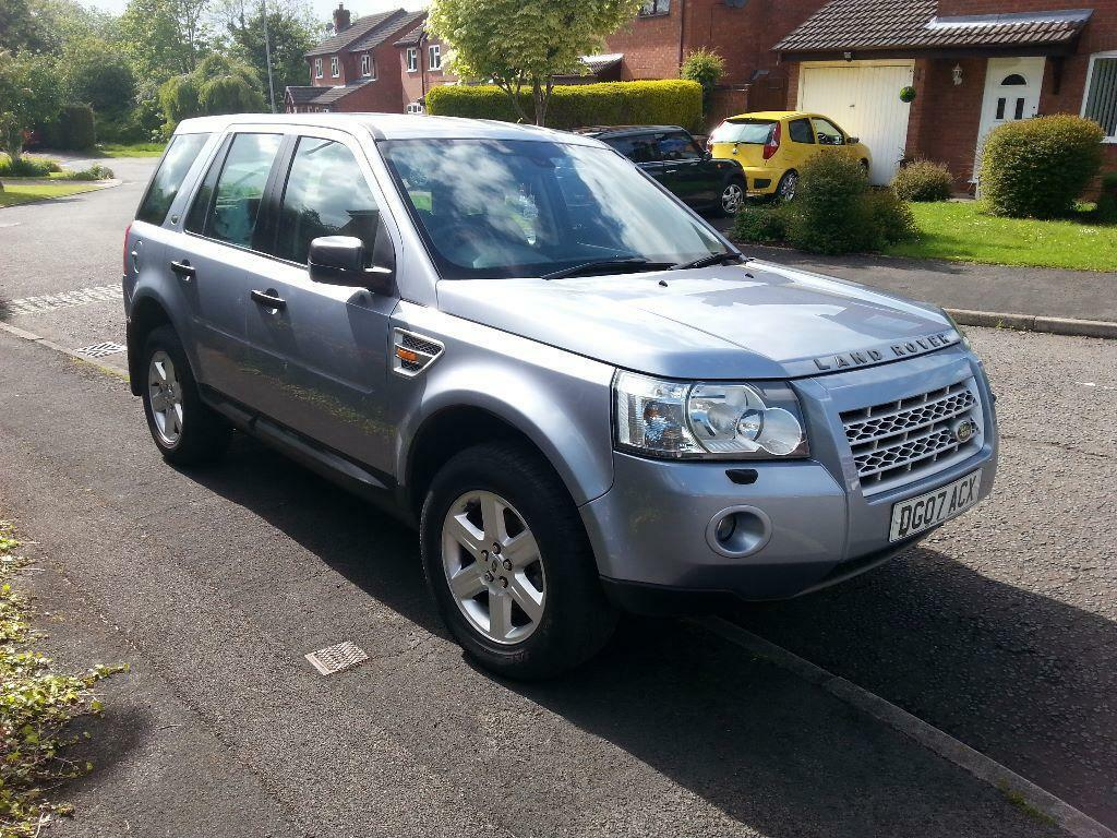 freelander 2 td4 gs 2 2 in stoke on trent staffordshire gumtree. Black Bedroom Furniture Sets. Home Design Ideas