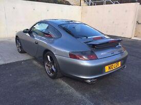 Porsche 911 996 2 tiptronic