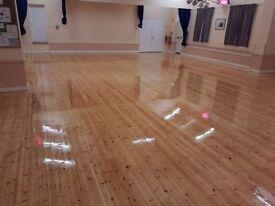 Floor Sanding £20 per Sqm
