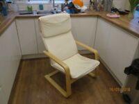 Used IKEA PELLO swinging chair - £15.00 ONO