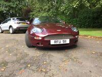 Aston Martin DB7 Rare 3.2 L Manual, low mileage, excellent condition