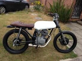 Honda classic bike