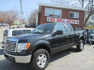 2010 Ford F-150 XLT, Ext Cab, 4x4, Brand New BFG'S, Clean Truck.