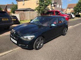 BMW 118i sport turbo