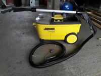 Karcher puzzi 100 profesional carpet cleaner