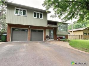 715 000$ - Maison à paliers multiples à vendre à St-Lambert