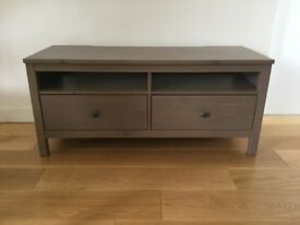 IKEA taupe TV unit, very good condition.