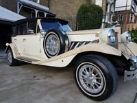 CLASSIC WEDDING CAR, VINTAGE WEDDING CAR, BENTLEY BEAUFORD HIRE, WEDDING CAR HIRE, ROLLS ROYCE HIRE