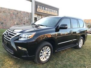 2014 Lexus GX 460 PREMIUM PKG. NAVIGATION. REAR VIEW CAMERA. BLU