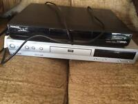 FREE DVD PLAYER AND FREEVIEW BOX