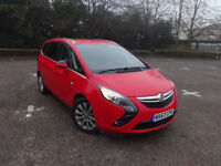 Vauxhall Zafira Tourer Tech Line CDTi Ecoflex Ss Manual Diesel 0% FINANCE AVAILABLE