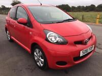 BARGAIN! Toyota aygo, cheap insurance! full years MOT, only £20 road tax ready to go