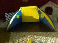 Children sun shade tent
