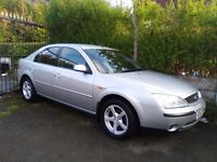 Ford mondeo zetec 2.0 tdci . 90800 mileage good condition.more detail on phone.