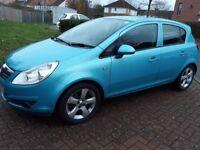 Vauxhall Corsa Automatic car for sale