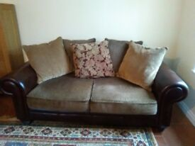 Barker and Stonehouse 3 seater sofa