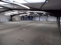 MEZZANINE FLOOR 25M X 25M WITH STAIRS REDUCED!!( STORAGE , PALLET RACKING )