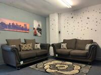 Beautiful SCS Sofas x2 delivery 🚚 sofa suite couch furniture