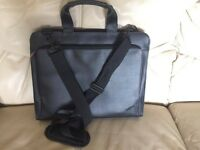 Lenovo ThinkPad Executive Leather Laptop Carry Case NEW - never used REASONABLE OFFERS CONSIDERED