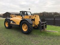 CAT Catapiller TH330b telehandler + VAT