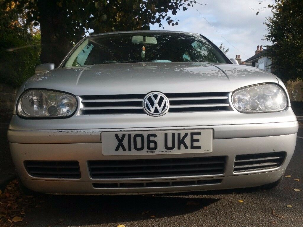 VW Golf TDI - Full Leather