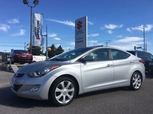 2011 Hyundai Elantra Limited ~Heated Leather ~Power Sunroof