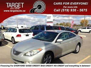 2006 Toyota Solara SE NO ACCIDENTS ONE OWNER LOW KMS