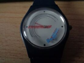 1980's Collectors Promotional Watch, rare.
